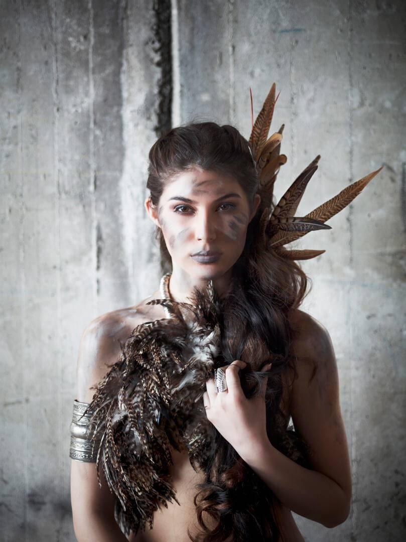 Elnaaz Norouzi Modelling Career Concept Photoshoot