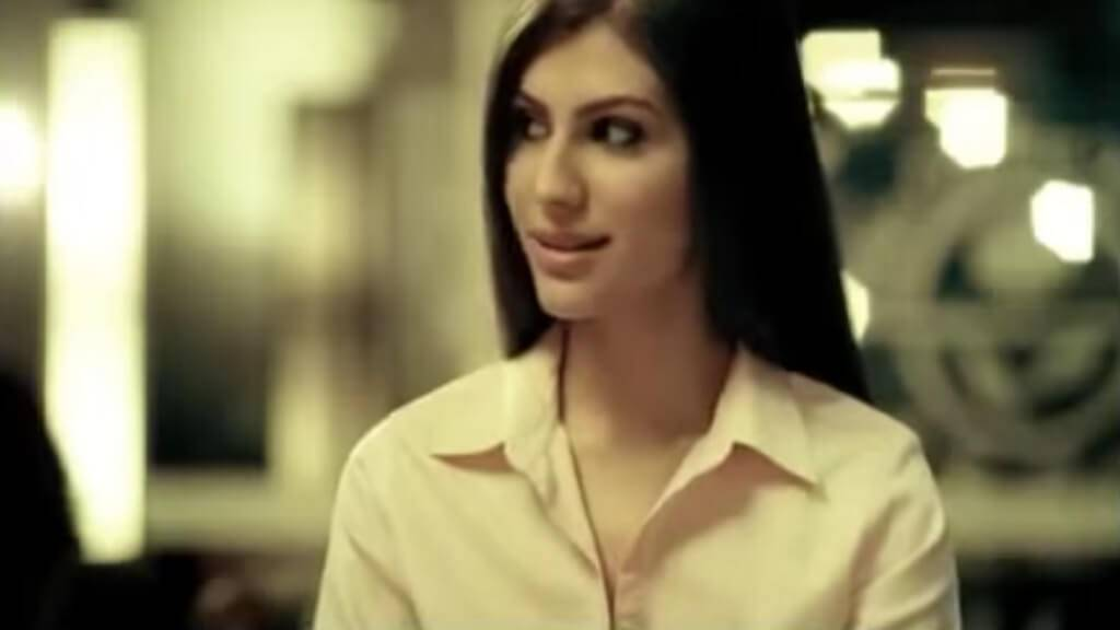 Samsung Series 5 Ultrabook Elnaaz Norouzi Promo Ad Video