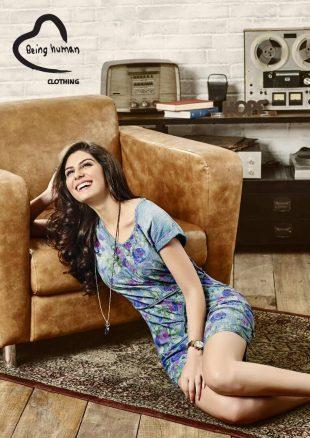 Being Human Clothing Elnaaz Norouzi Promo Ad Shoot
