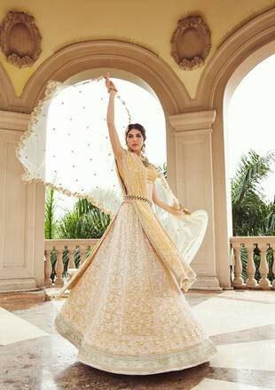 Elnaaz Norouzi Indian Look