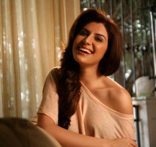 Elnaaz Norouzi Model Indian Films Smiling Shot