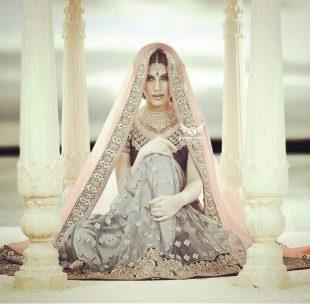 Elnaaz Norouzi Promo Ad Saree Photoshoot